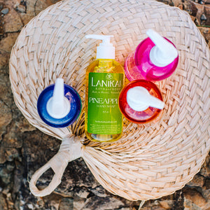 Island Tropical Hand Soaps 8 oz.