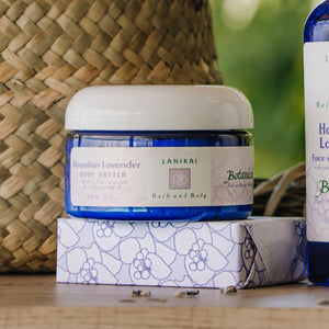 Shop online High quality Lavender Body Butter 4 oz. - Lanikai Bath and Body
