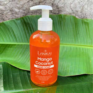 Shop online High quality Island Tropical Hand Soaps 8 oz. - Lanikai Bath and Body