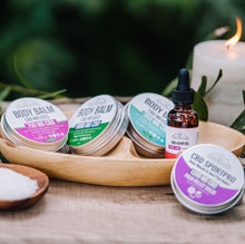 Load image into Gallery viewer, Shop online High quality CBD Hemp Balms for Pain Relief - Lanikai Bath and Body
