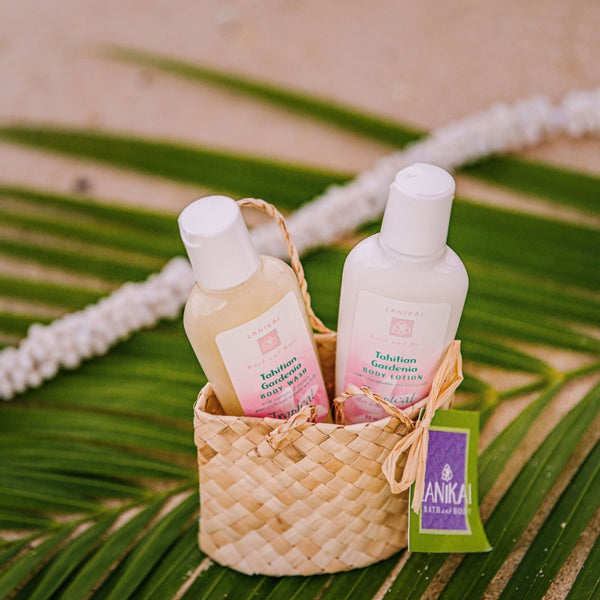Shop online High quality Lauhala Twosomes! - Lanikai Bath and Body