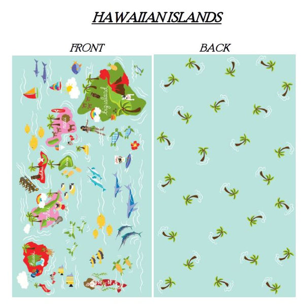 Shop online High quality Mokulua Sand Free Towel - Lanikai Bath and Body
