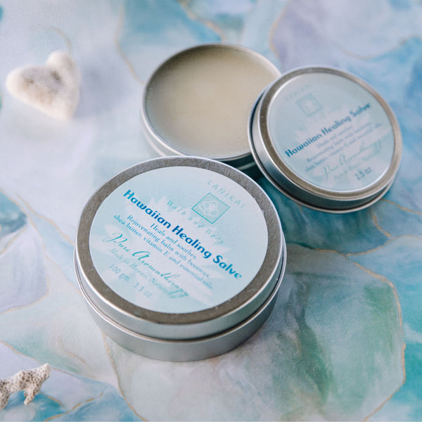 Shop online High quality Organic Hawaiian Healing Salve - Lanikai Bath and Body