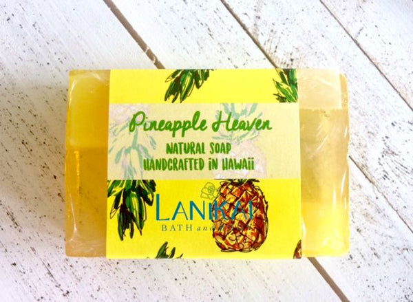 Shop online High quality Fresh Glycerin Pineapple Soap - Lanikai Bath and Body