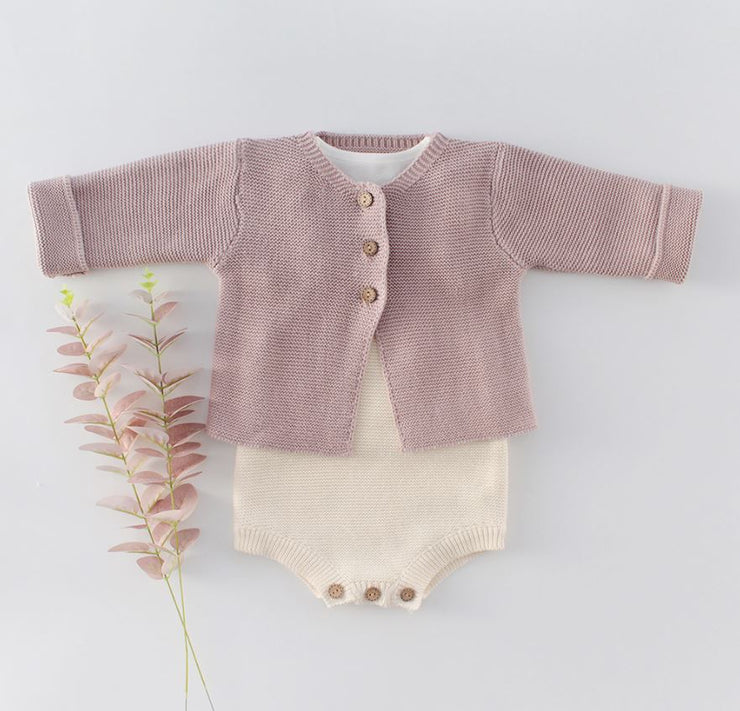 Baby Knitted Cardigan