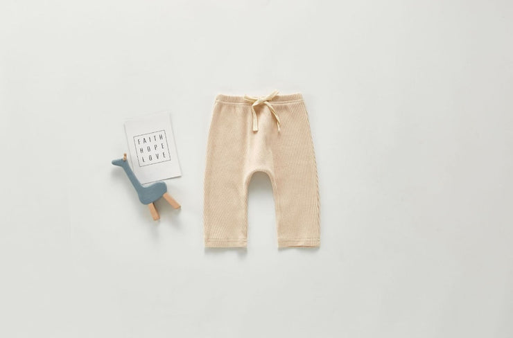Cotton Tie-Waist Shorts
