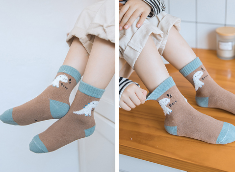 Pure Cotton Socks Set