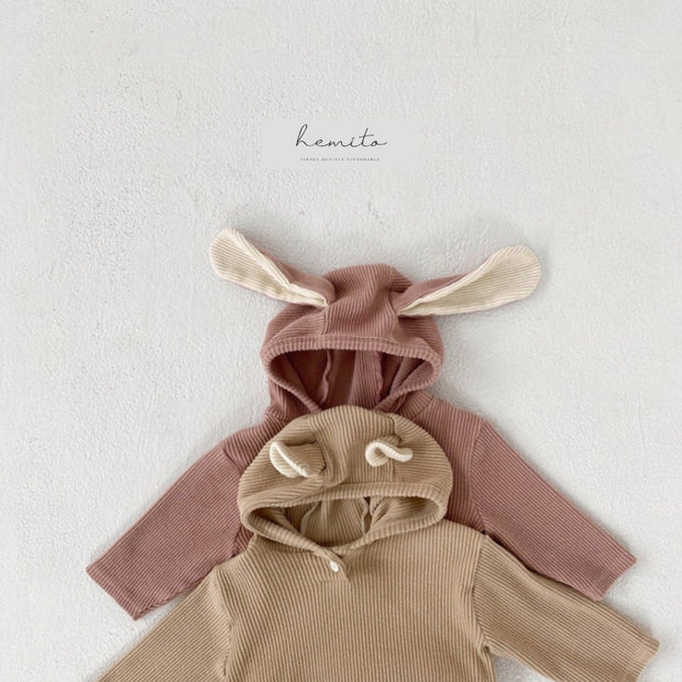 Bunny Long Sleeves Bodysuit