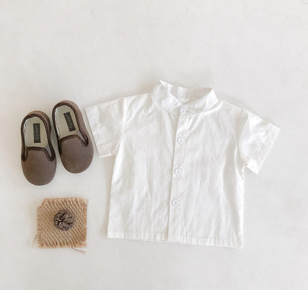 Basic White Top