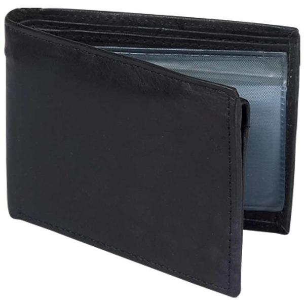 Men's Black Sheep Leather Wallet