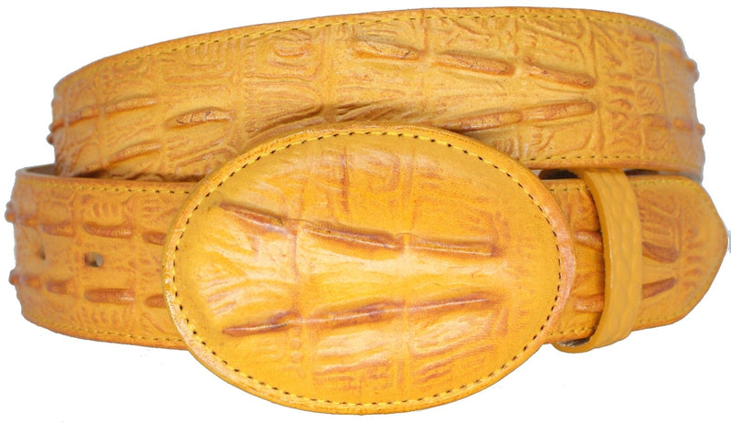 Rio Grande Women's Tan Western Belt