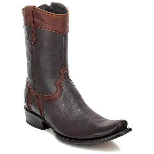 CUADRA Men's Brown Botero Western Boots