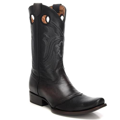 CUADRA Men's Sanatana Black Boots