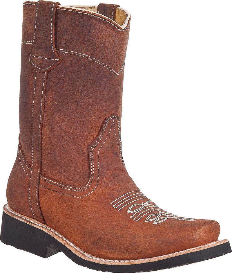 TIERRA BLANCA Youth Tang Rodeo Boots
