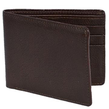 Men's Brown Elk Wallet