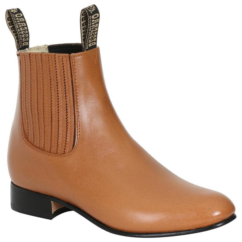 EL BESSERRO Men's Brandy Ankle Boots