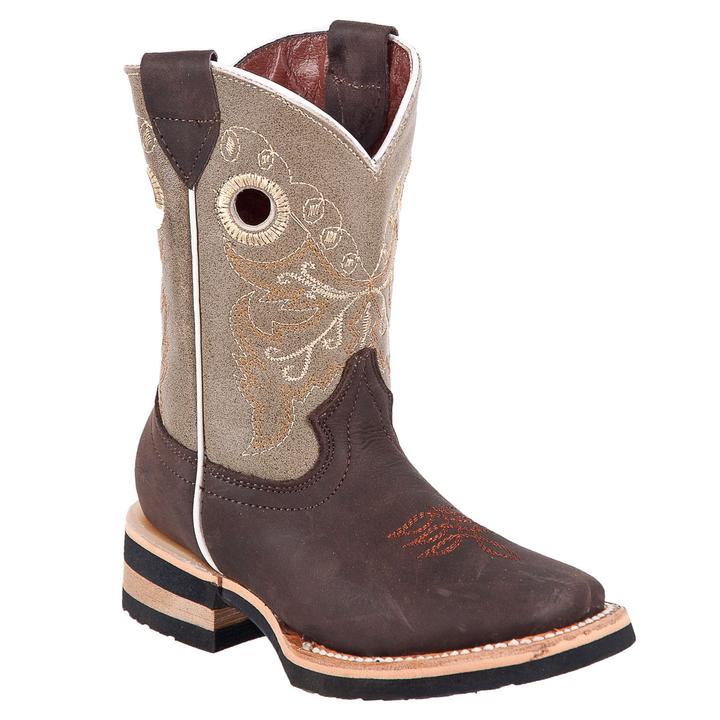 BLACK STONE Kids' Choco Rodeo Boots