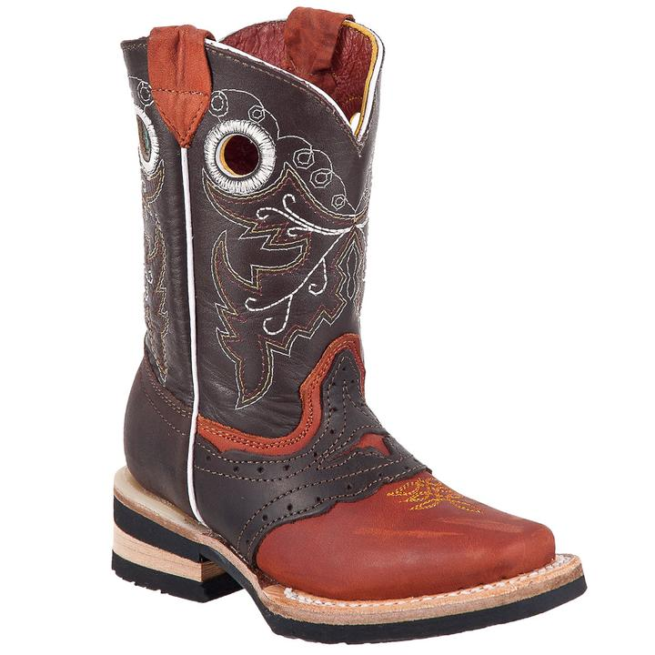 BLACK STONE Kids' Chedron Rodeo Boots