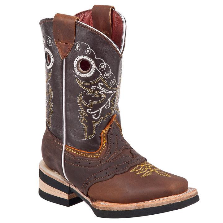 BLACK STONE Kids' Tang Rodeo Boots