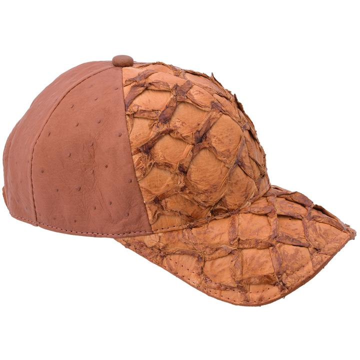 WHITE DIAMOND Cognac Pirarucu Cap