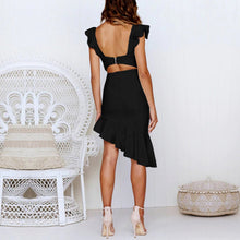 Load image into Gallery viewer, Fashion Sleeveless Slim Midi Evening Dress