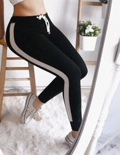 Load image into Gallery viewer, Colorblocked Slim Fit Leggings Pants