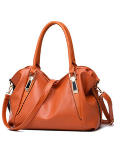 Plain Shoulder Bags For Women