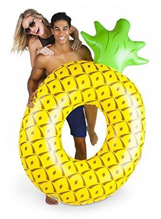 Pineapple Inflatable Swimming Ring For Adult