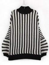 Load image into Gallery viewer, Puff Sleeve Pullover Sweater