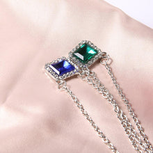 Load image into Gallery viewer, Fashion Personality Diamond Chain Multi-Layer Necklace Party Accessories