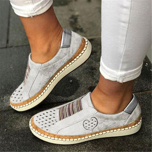 Flat Bottom Breathable Casual Shoes