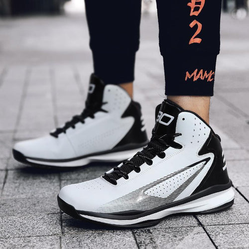 Good Quality Wear-Resisting Basketball Sport Shoes