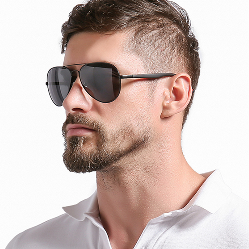 Men's Casual Fashion   Polarized Sunglasses