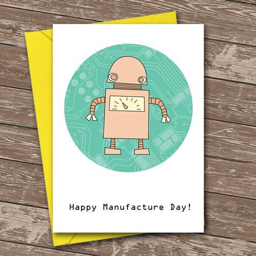 Happy Manufacture Day - Antler Arts