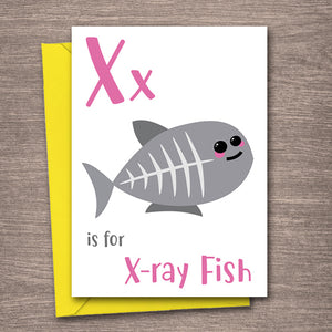 X-Ray Fish - Antler Arts