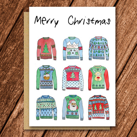 Christmas Jumpers - Antler Arts
