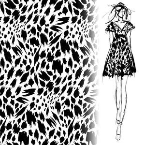 Animal Print Artwork Layered and Vector Files