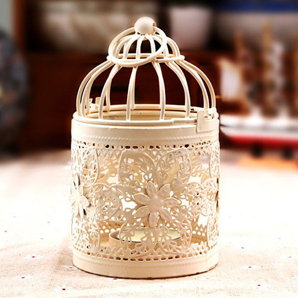 Moroccan Lantern Votive Candle Holder Hanging Lantern Vintage Candlesticks