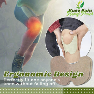 Knee Joint Pain Relief Patches