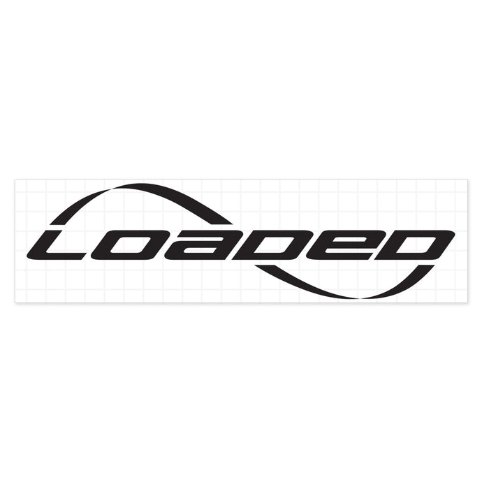 Loaded Vinyl Stickers