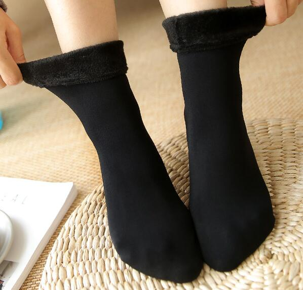 2-layered Thermal Fleece Winter Socks (recommend buy two)