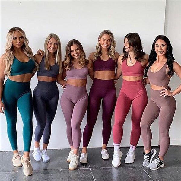 Yoga Leggings and Bra suit