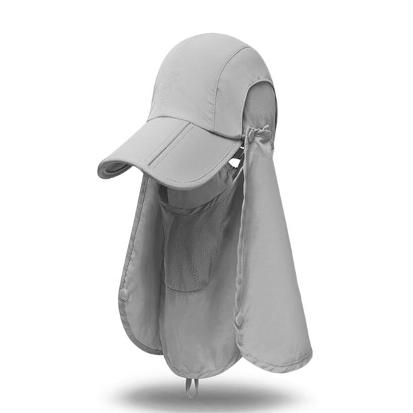 360° protection Outdoor Sun Flap Hats