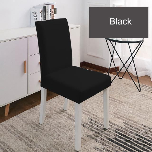 Protective Waterproof EasySlip Chair Cover     (12 Colors Available )