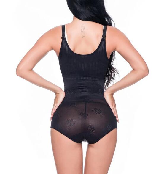 High Waisted Tummy Control Corset Thong