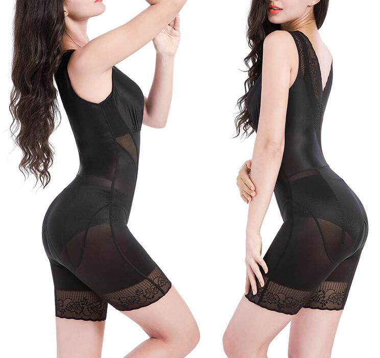 BODY ABDOMEN WOMEN CONJOINED CORSET BODYSUIT