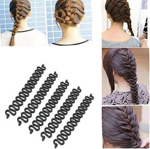 Hair Styling Clip (5pcs)