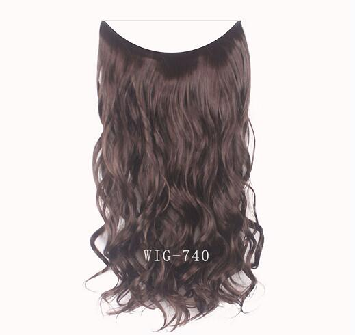No-Clip Hair Extensions