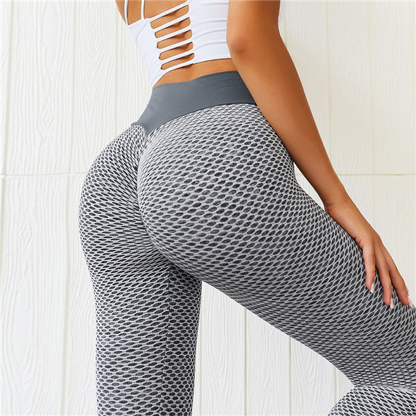 Anti-Cellulite Push Up Peach hip Leggings