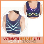 Wireless Breathable Soft Yoga Sports Thin Comfort Bra